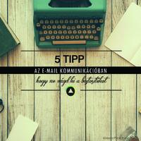 5 tipp, hogy az e-mailed ne vágja ki a biztosítékot