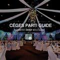 Céges parti guide
