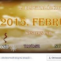 Száznegyvennegyedik bejegyzés - B.Ú.É.K- A 2. blogtalálkozó a 2. újjászületésnapomon :)