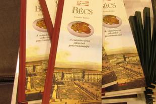 Füreder Balázs: Bécs – Ízek városa könyvbemutató