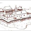 Nyírbátor – a Báthori várkastély és a református templom