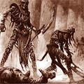 Revans a Tomb King sereg ellen