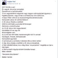 Subba Ezo: Hujber Ferensz aka Balkán Hamlet