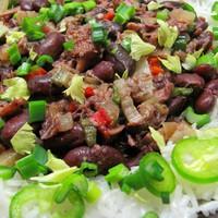 A klasszikus Red Beans & Rice cajun módra