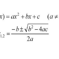 OKTATÓ VIDEÓ: Másodfokú egyenletek - Matematika érettségi felkészítő