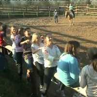 2010.10.01. adás: Bográcsozás, Széchenyi-futás, lovas program
