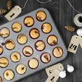 Narancslekváros mini muffinok