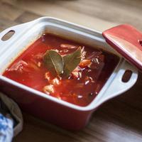 Borscs leves, ahogy mi szeretjük
