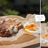 Maradt húsvétról még sonka, kalács és tojás? Újragondolt húsvéti szendvics