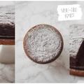 Csupa-csoki olasz torta