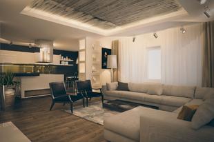 Így lesz férfiasan stílusos a nappalid