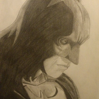 A rajzlapon...... (Batman, James Dean, Ryan Gosling)