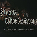 Klasszikus slasher az ünnepekre - Fekete karácsony