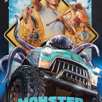 Ne szórakozz a kocsimmal! - Monster Trucks