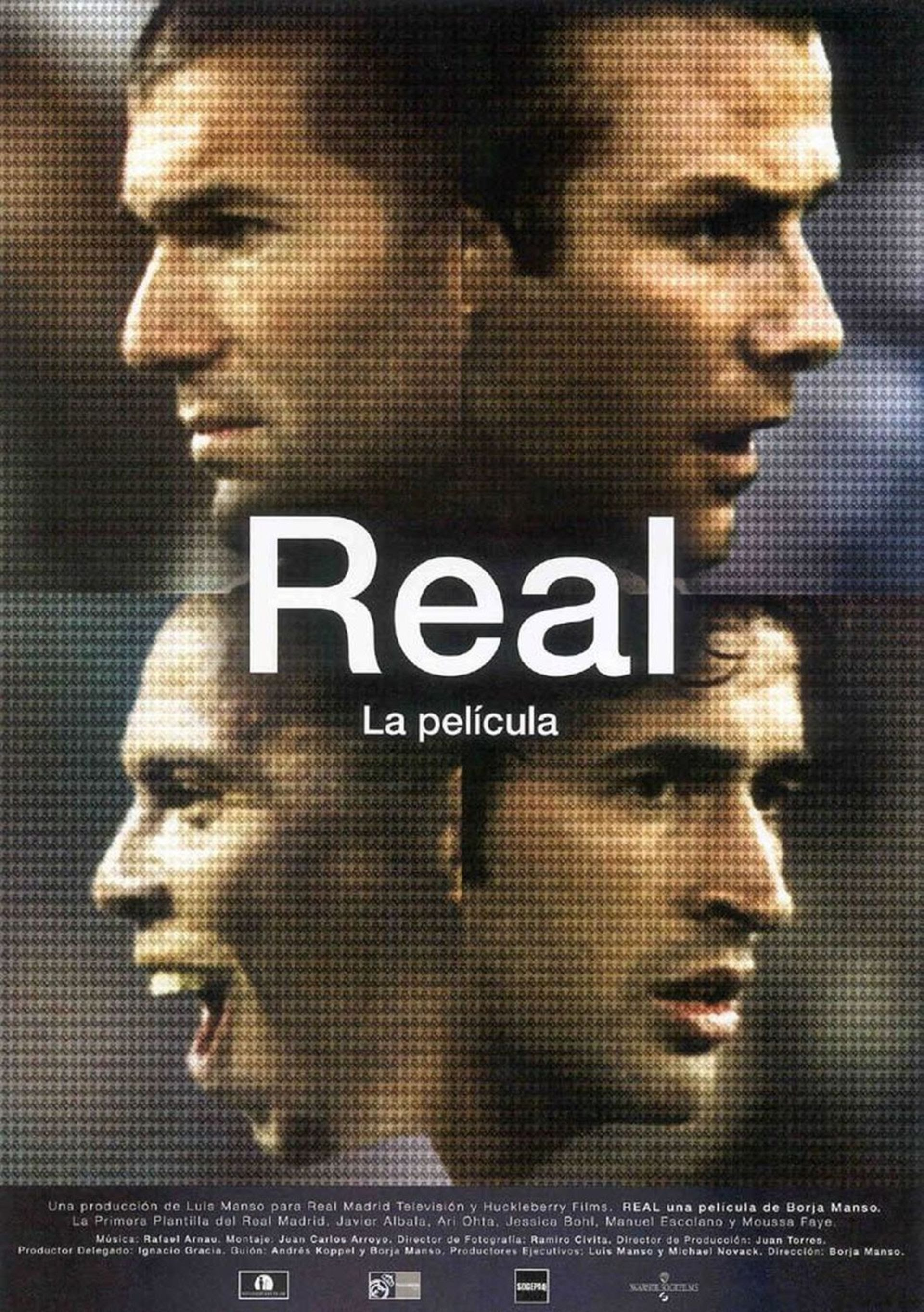 Real Madrid, a film