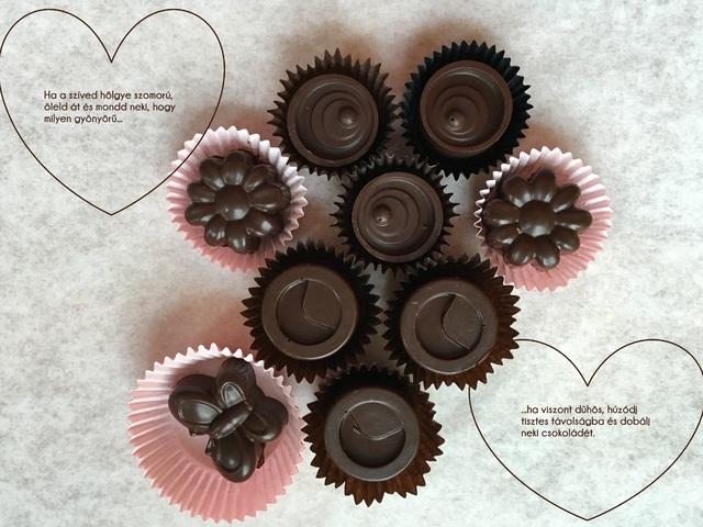 Csokiszerelem...