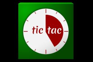 tic tac kitchen timer - hu