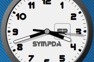 Desktop Clock-7 - HU