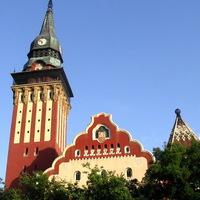 A Városháza építése - A stílusok harca