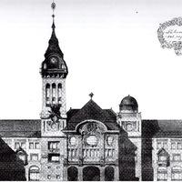 A Városháza - Ha másként alakult volna...