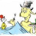A világ legsikeresebb gyerekkönyv szerzője, akinek Grincset is köszönhetjük: Dr. Seuss
