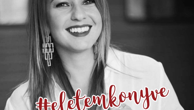 Életem könyve: Rátonyi Krisztina