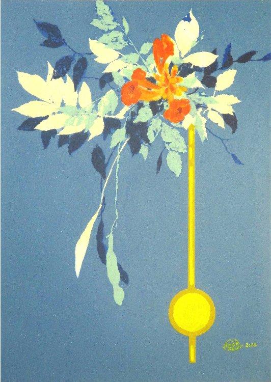 Inga - akril 70 x x50 cm