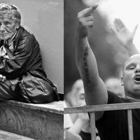 Hajléktalanok, neonácik és a rendőrségi igazoltatások