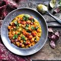 Céklás-gyömbéres sárgarépa főzelék