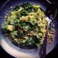 Brokkolis pagodakarfiol-főzelék