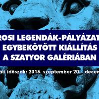VÁROSI LEGENDÁK-A kiállítás
