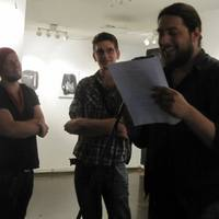 Tanka Balázs megnyitóbeszéde a Szatyor Galériában