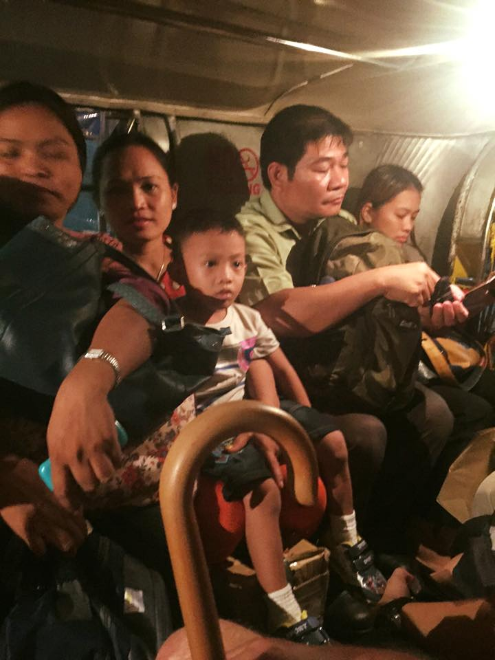 Jeepney belső 2.