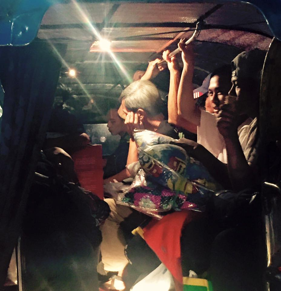 Jeepney, csendélet