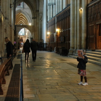 York, vikingek és katedrális
