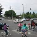 Na, ki a hibás? 15 éves kerékpározó ütközött teherautónak