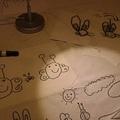 Én hová teszem a gyerek rajzait?
