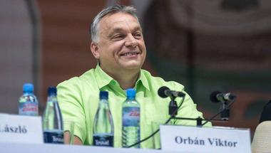 Orbán tovább faragta saját szobrát Tusványoson