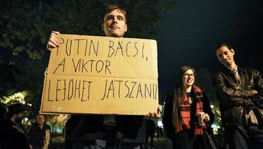 Az oroszok már a hálószobában vannak