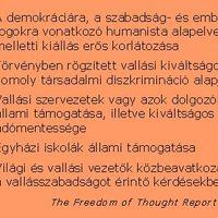 Egy nemzetközi jelentés: Magyarország - súlyos diszkrimináció