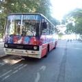 Kritikus biztonságú buszoztatás a fesztiválon