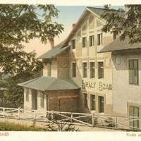 Az elhagyatott Sirály Hotel