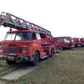 Roncsok: Régi tűzoltóautók