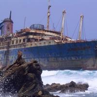 Hajóroncsok a világban
