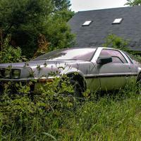 Elfeledett autócsodák - DeLorean