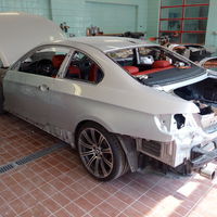 Szélvédőcsere BMW