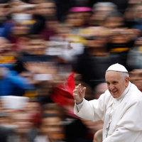 Mit tervez Ferenc pápa az őszre?