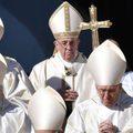 Üldözött katolikusokat avatott szentté Ferenc pápa