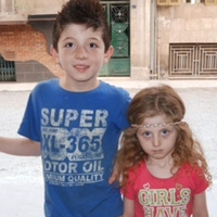Még a tejpor is nagy kincs most Szíriában