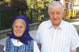 70 éve együtt jóban és rosszban